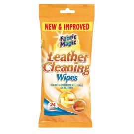 şerveţele pentru curăţarea produselor din piele