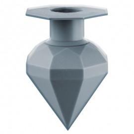 Dispozitiv diamant pentru curăţarea robinetelor