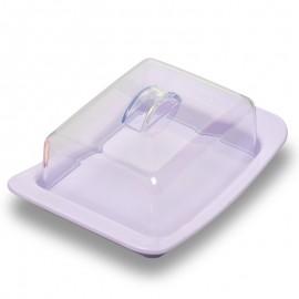 Untieră - recipient pentru brânză - violet