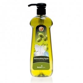 Detergent lichid pentru vase cu extract de măsline