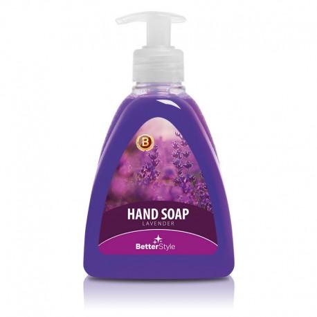 Săpun lichid parfumat levănțică