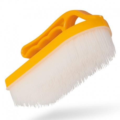 Perie de curăţare universală galbenă