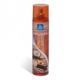 Spray odorizant pentru aer vanilie şi cocos