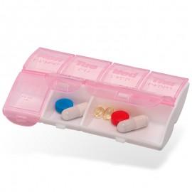 Cutie pentru comprimate roz