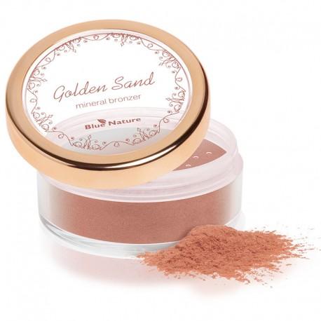 Golden Sand - bronz mineral