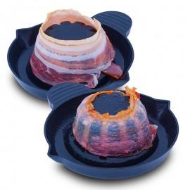 Formă pentru bacon pentru microunde