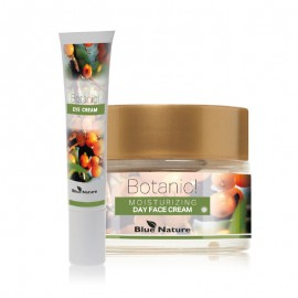 Cremă hidratantă de față pentru zi Botanic! + Cremă antiriduri pentru zona ochilor