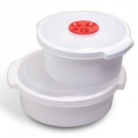 Caserole pentru microunde caserolă cu capacitatea de 1 litru