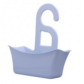 Organizator pentru baie mov