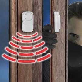 Alarmă pentru uşă şi ferestre