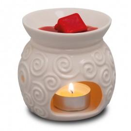 Lampă aromatică din porţelan