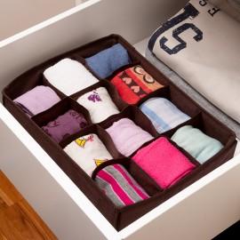 Organizator pliabil pentru sertar