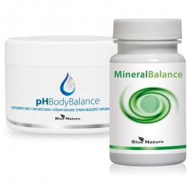 Ph body balance + Mineral balance
