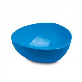 Castron triunghiular - albastru