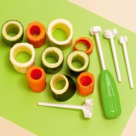 Dispozitiv de scos sâmburi de legume şi fructe