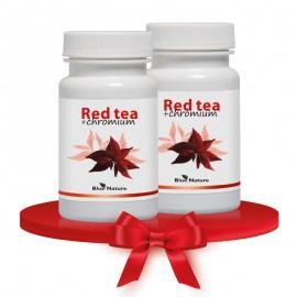 """""""Ceai roşu"""" set: al doilea ambalaj cadou"""