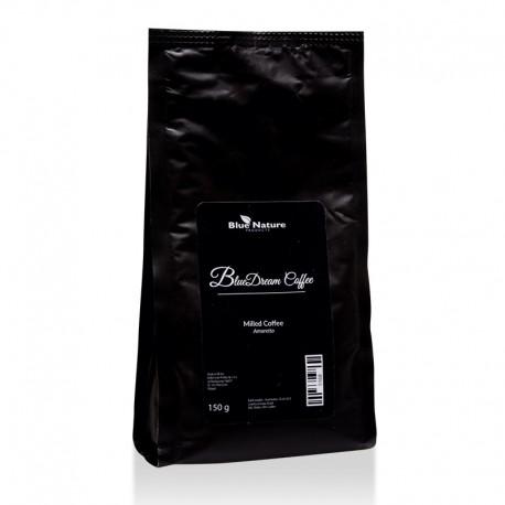 Cafea măcinată Blue Dream cu gust amaretto