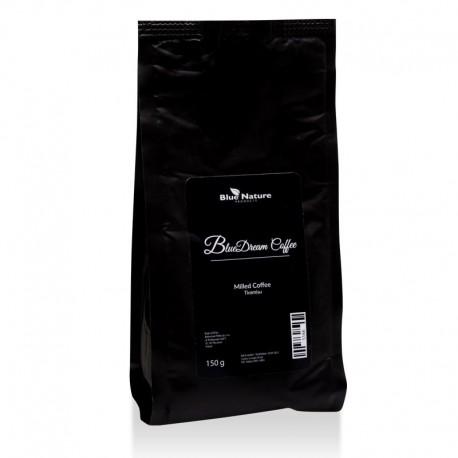 Cafeaua Blue Dream măcinată cu gust de tiramisu