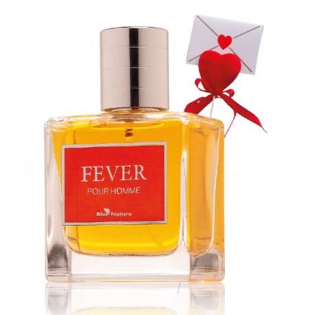 Fever apă parfumată pentru bărbaţi + Inimă cu scrisoare