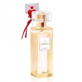 Apă de parfum Vara în Andaluzia + Inimă cu scrisoare