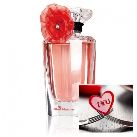 "Apă de parfum La Rosita + Inimi "" love you"""