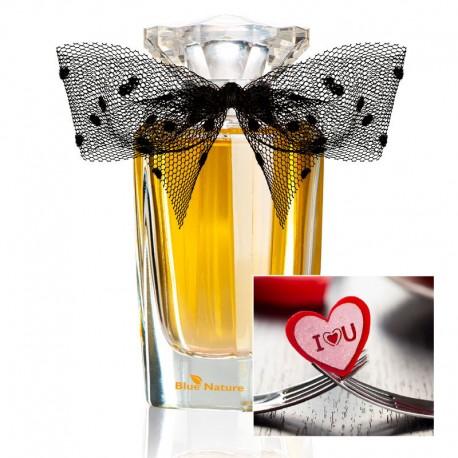 """Apă de parfum Caramella + Inimi """"I love you"""""""