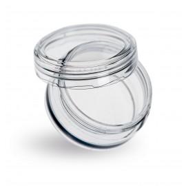 Recipient mic pentru mostre de produse cosmetice