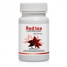 Ceai roşu cu crom în capsule (30 capsule)