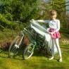 Husă de protecţie pentru bicicletă