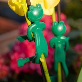 Clipuri pentru plante Broscuţe
