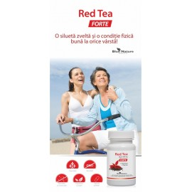 Pliant Red Tea Forte (10 buc.)