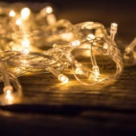 Ghirlanda de Crăciun cu LEDuri