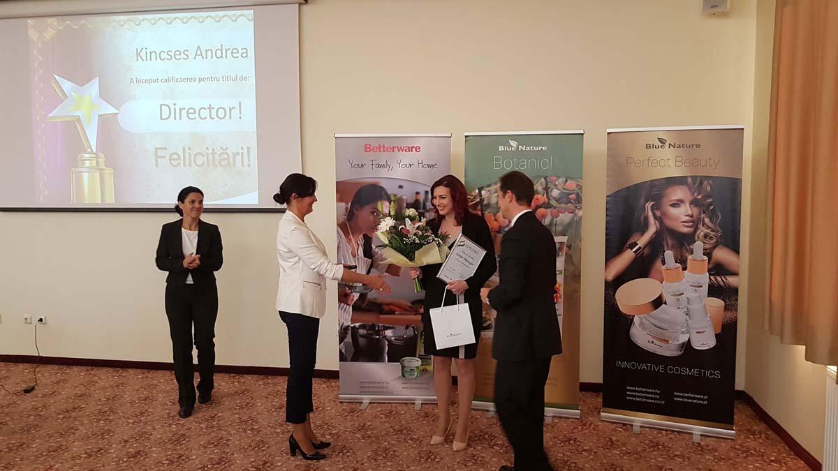 Primul Seminar Betterware România