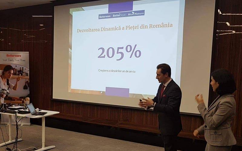 Seminar Betterware România