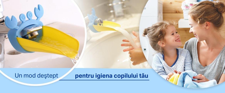 Extensie de robinet pentru copii