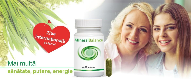 Mineral Balance - complex de minerale